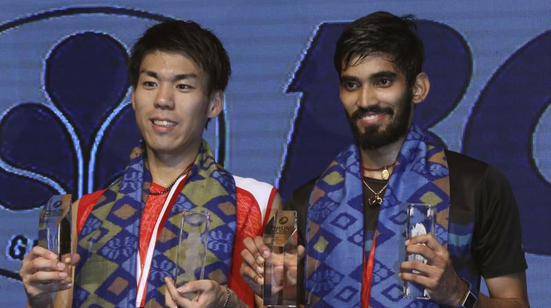 Kidambi Srikanth clinches maiden Indonesia Open Superseries title