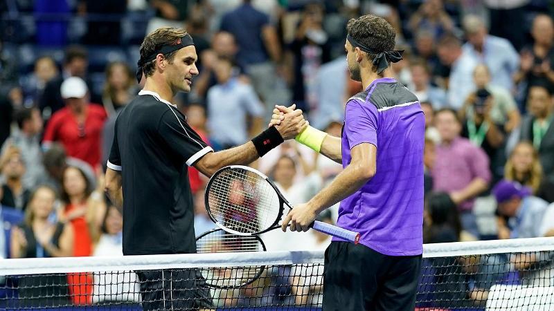 Roger Federer knocked out of US Open