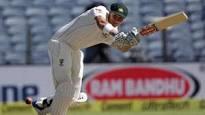 Australia vs. India day two in Pune