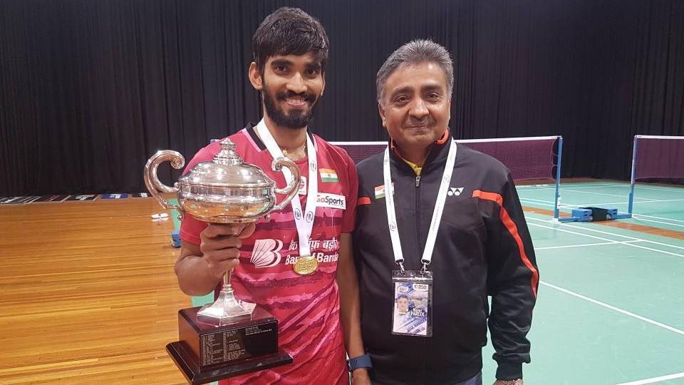 Kidambi Srikanth aims to win World Championship title