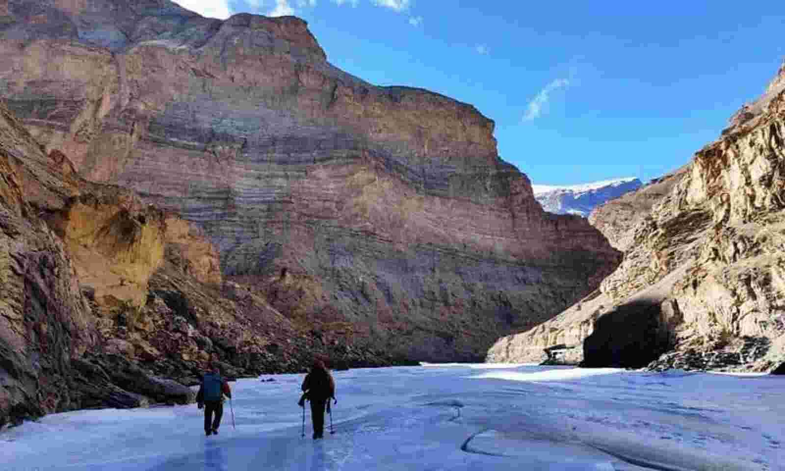 Khelo India Zanskar Winter Sports Festival begins today in Ladakh