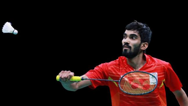 Kidambi Srikanth storms into quarterfinals of Denmark Open