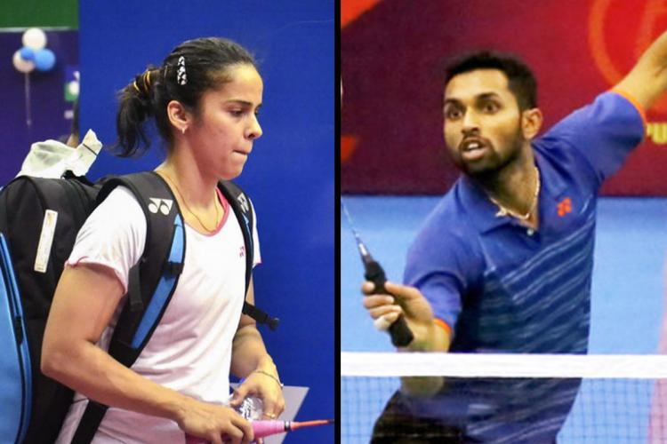 HS Prannoy, Saina Nehwal test positive for Covid-19