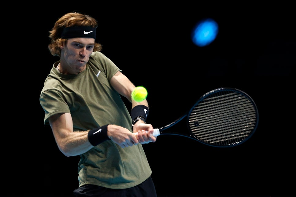 Andrey Rublev registers his first ATP victory