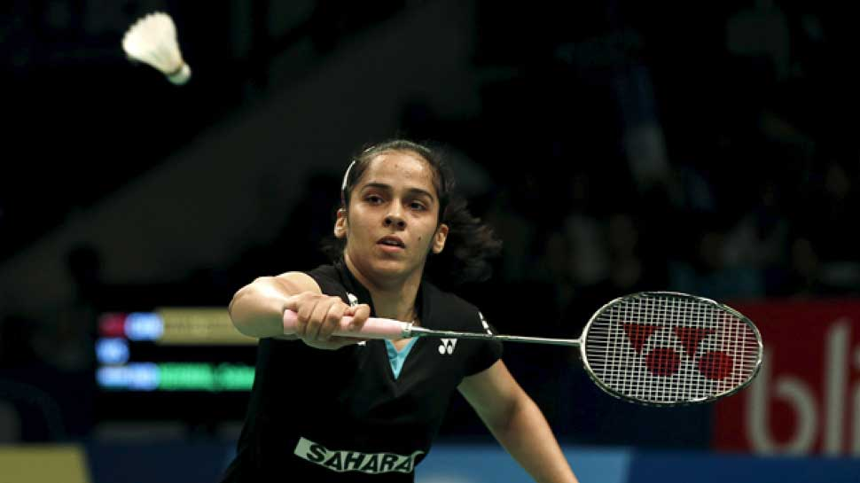 Thailand Open badminton: Saina crashes out in second round
