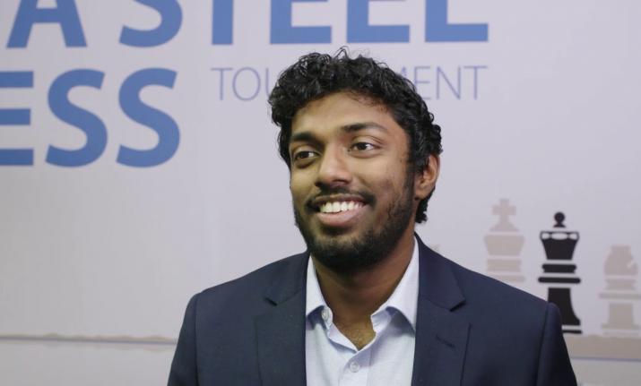 Baskaran Adhiban wins chess title in Reykjavik