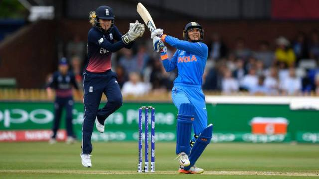 Womens World Cup : India post 281-3 against England