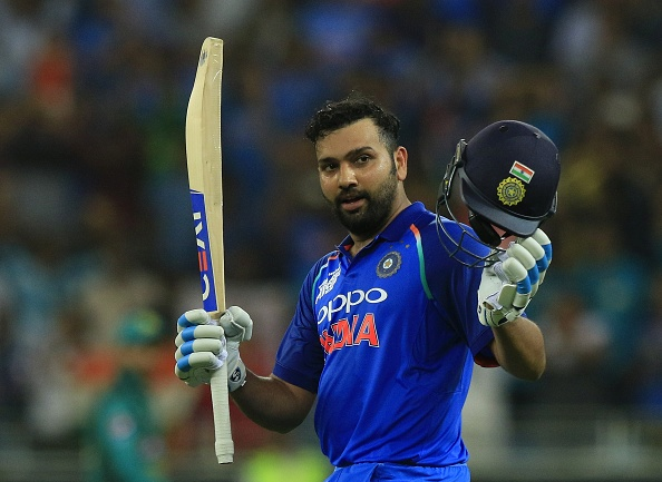 Rohit Sharma climbs to 2nd spot in ICC ODI rankings