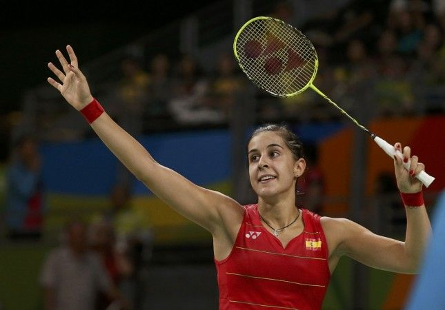 Carolina Marin bag the highest bid for Premier Badminton League 2017