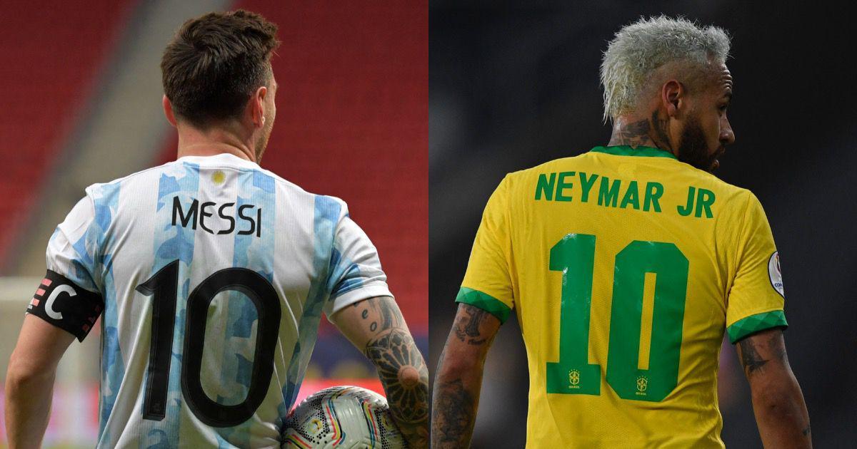 argentinatoplayagainstbrazilinthecopaamericafinaltoday
