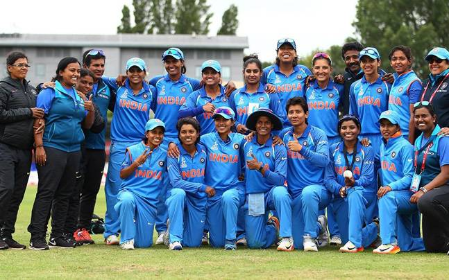 BCCI plans grand felicitation for Indian women's team