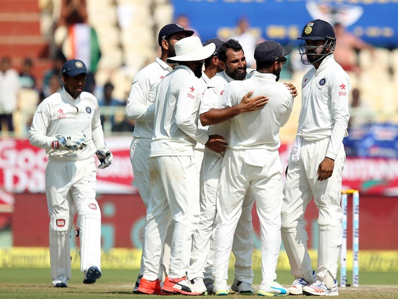 India thrash England by 246 runs in 5-match series