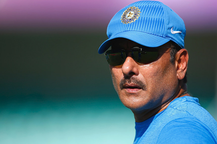 Suspense is over , Ravi Shastri appointed Team India coach till World Cup 2019