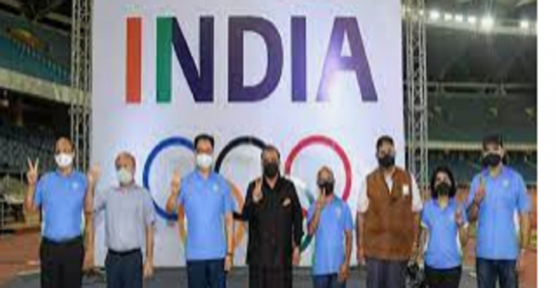 India launches its Official Olympic Theme Song ahead of the Games in July-August