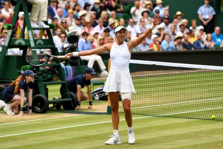 Wimbledon: Garbine Muguruza advances to final for second time
