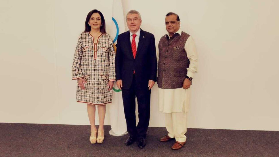 India submits bid to host 2023 IOC session in Mumbai