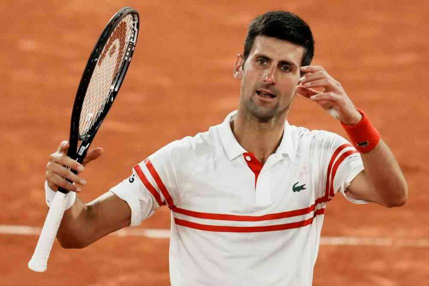 Djokovic beats Nadal to enter the final of French Open