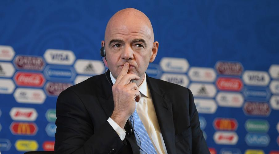 Football 'will be totally different' post coronavirus, says FIFA president