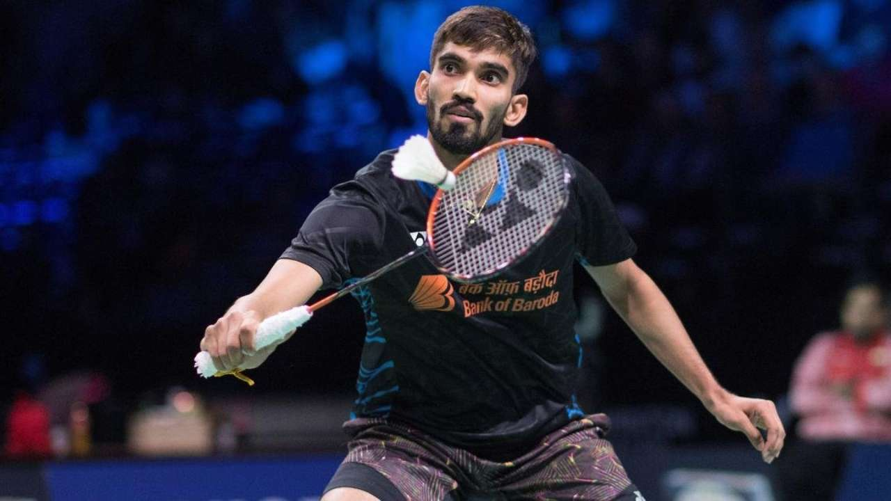 Kidambi Srikanth crashes out of Denmark Open