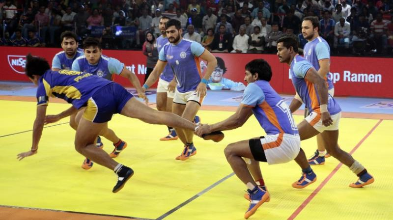 India to clash with Iran in the final  of Kabaddi World Cup today