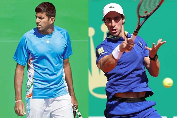 Rohan Bopanna & Pablo Cuevas enter semifinals of Monte Carlo Masters
