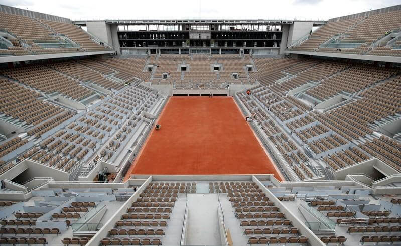French Open 2020 to allow 60% fans to attend the tournament