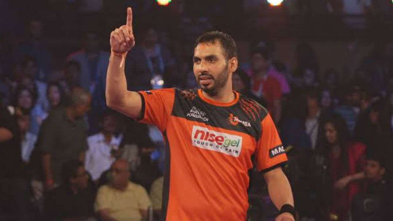 Kabaddi Player Anup Kumar announces his retirement