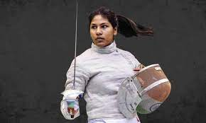 Indian fencer Bhavani Devi faces defeat in the second round of Tokyo Olympics