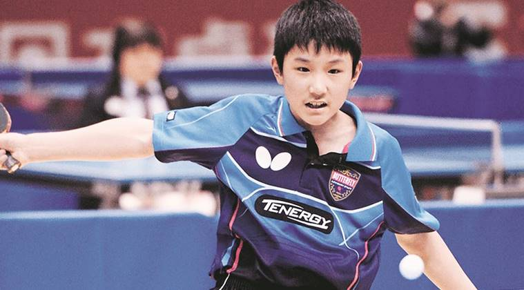 13-year-old defeats Sharath Kamal in India Open semis