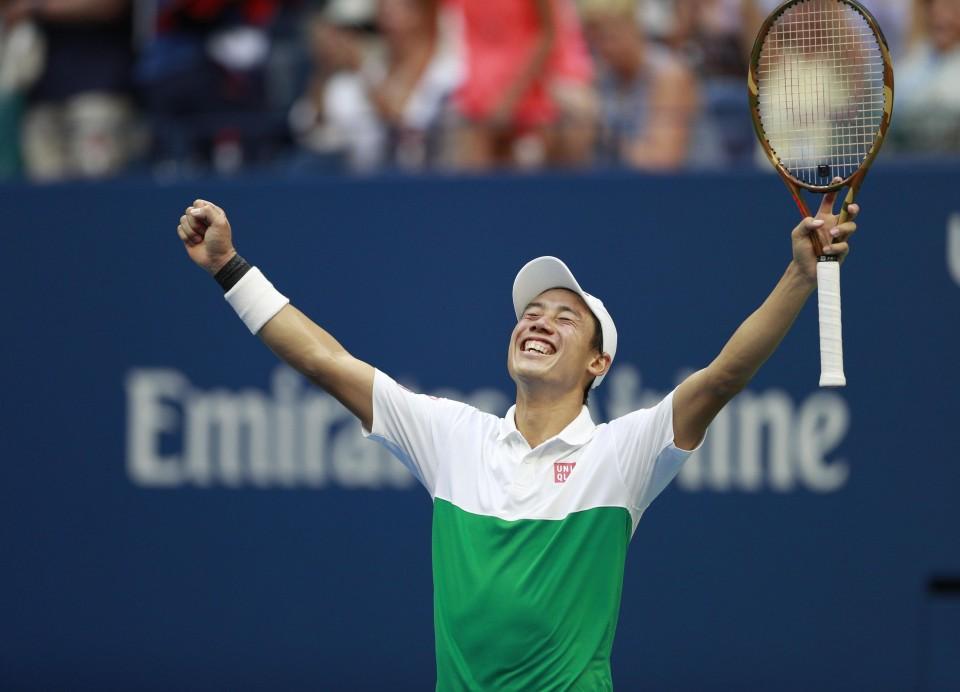 US Open: Madison Keys of US and Kei Nishikori of Japan enter semifinals