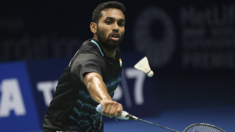 Indonesia Open: HS Prannoy goes down fighting in semi-final