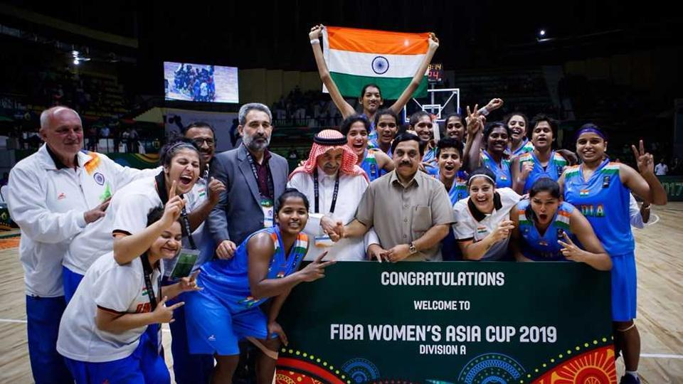FIBA Asia Cup 2017: India win Division B final in Bengaluru