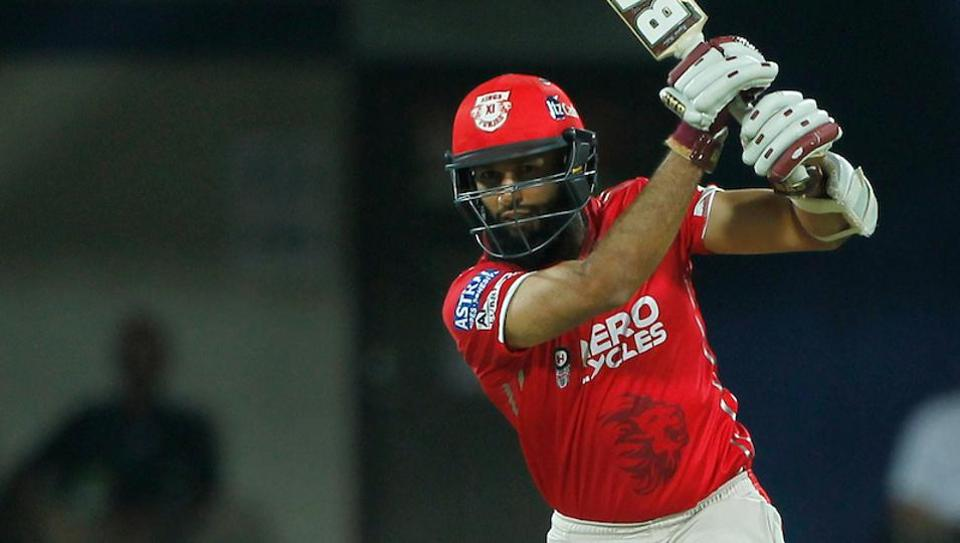 LIVE IPL Cricket Score Kings XI Punjab vs Mumbai Indians, IPL 2017 Match 22: Amla ton powers KXIP to 198