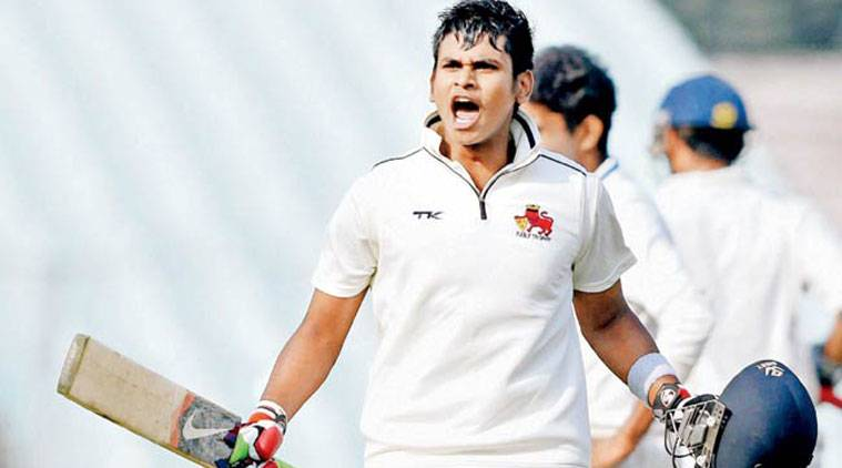 Shreyas Iyer cracks double century against Australia