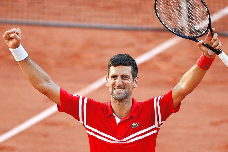 Djokovic eyes Olympic Gold medal