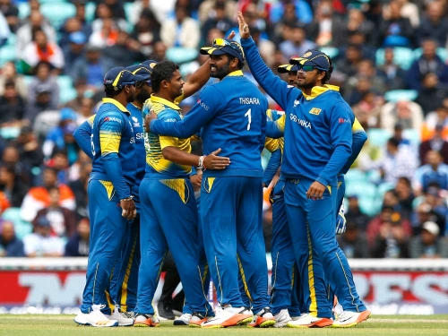 ICC Champions Trophy 2017 : Ind vs SL :  Sri Lanka beat India by seven wickets