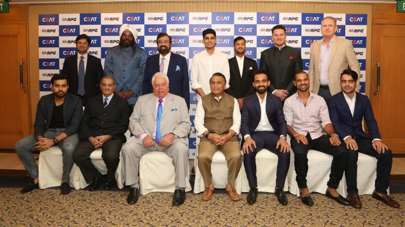 CEAT Awards: Virat Kohli bags International batsman and cricketer of the year