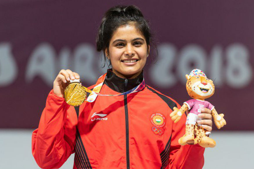 Manu Bhaker becomes second Indian to win two medals in Youth Olympic Games