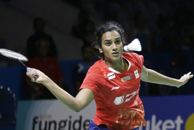 Sindhu beat Busanan to enter second round of Thailand Open