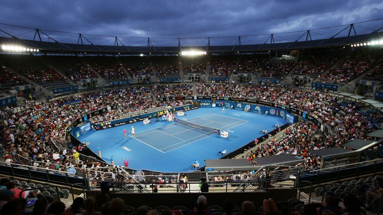 Sydney to host finals of new ATP World Team Cup