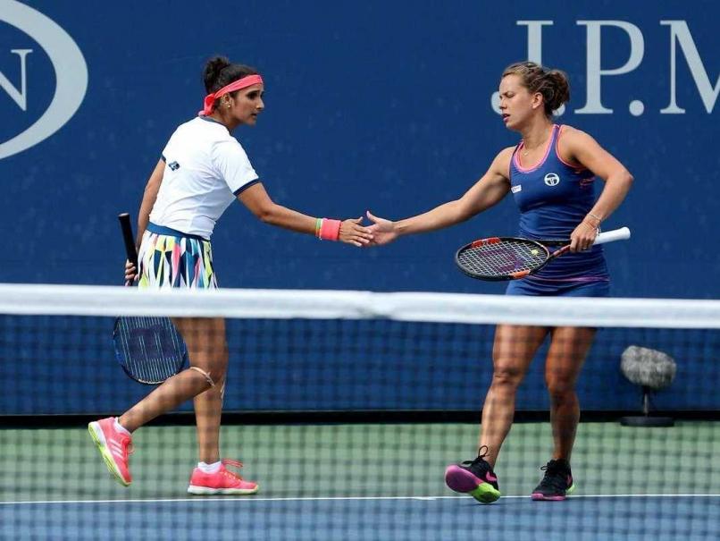 Sania Mirza, Barbora Strycova enter semi-finals of Apia International