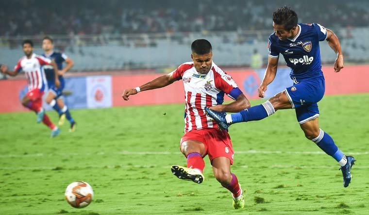 Chennaiyin FC stun wasteful ATK 3-1