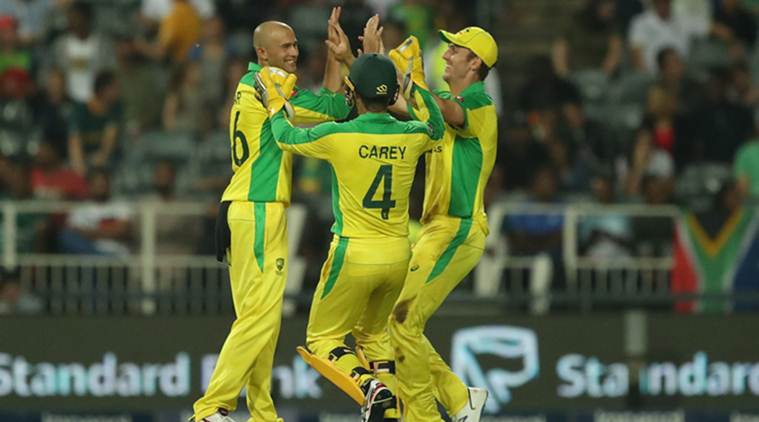 Current updates from the second T20I, South Africa vs Australia
