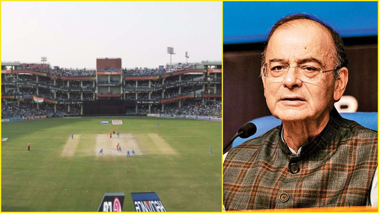 Feroz Shah Kotla stadium renamed after Arun Jaitley