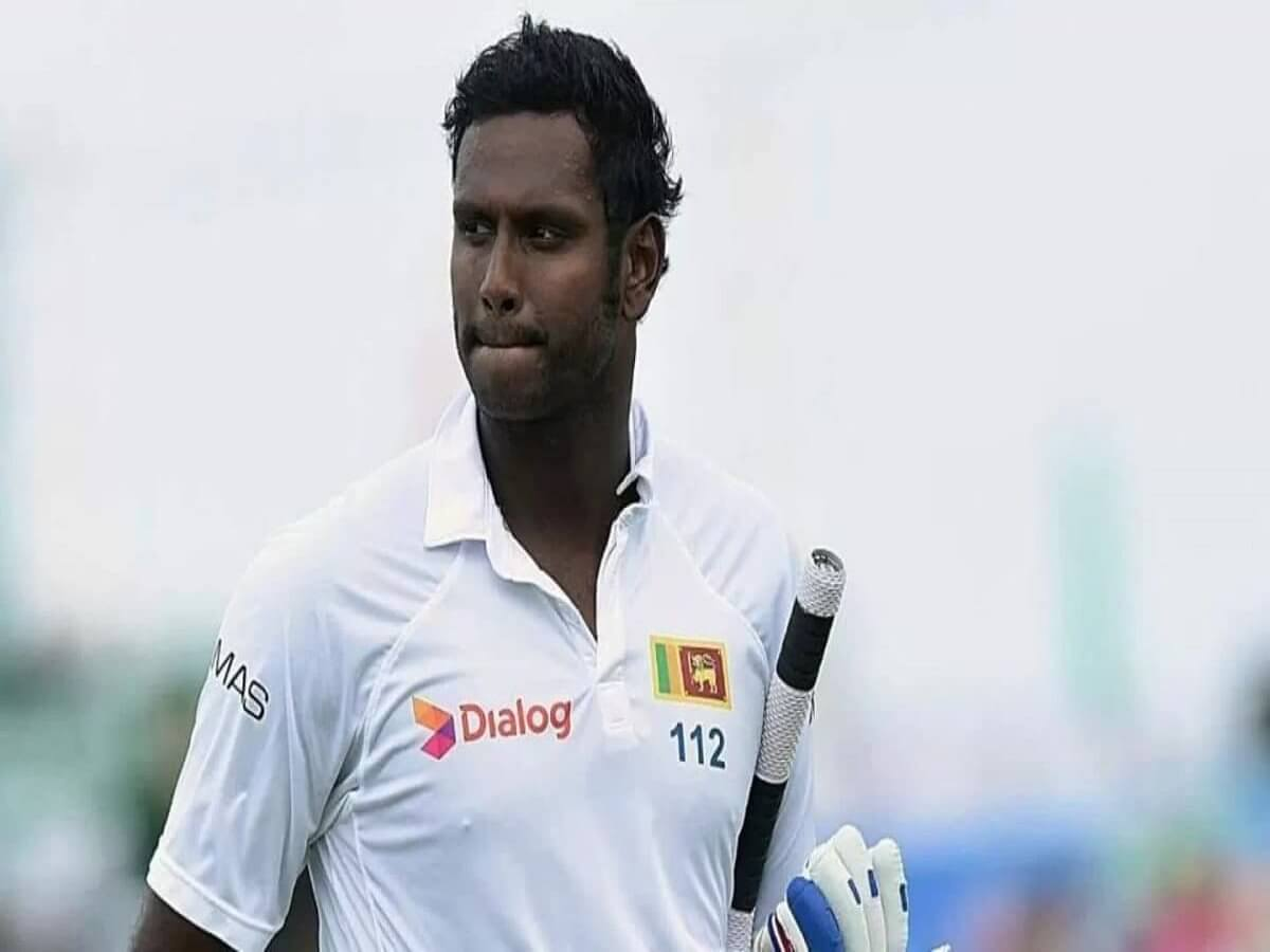 Angelo Mathews set for comeback, named in Sri Lanka squad for home series against England