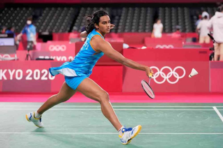 PV Sindhu settles for bronze in Tokyo Olympics