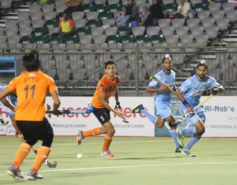 India draws with Malaysia in the Asian Champions Trophy