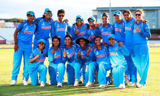 Indian women's cricket team qualifies for 2022 Commonwealth Games at Birmingham