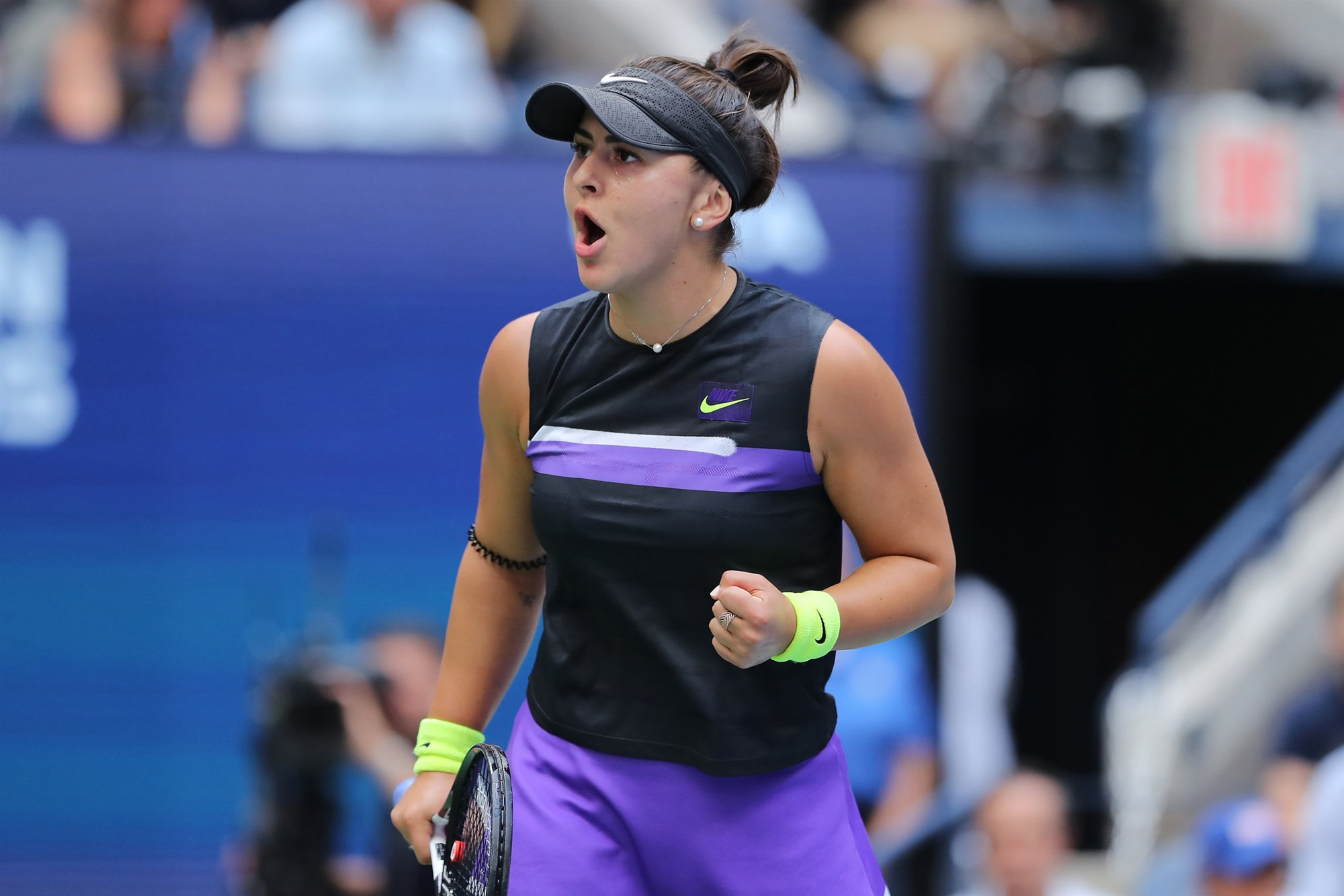 Serena Williams loses U.S. Open to Bianca Andreescu, a 19-year-old Canadian