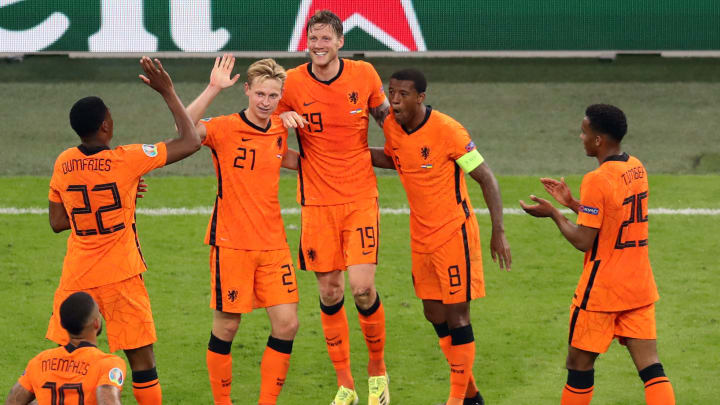 Euro 2020: Netherlands book their spot in last 16 as they beat Austria 2-0